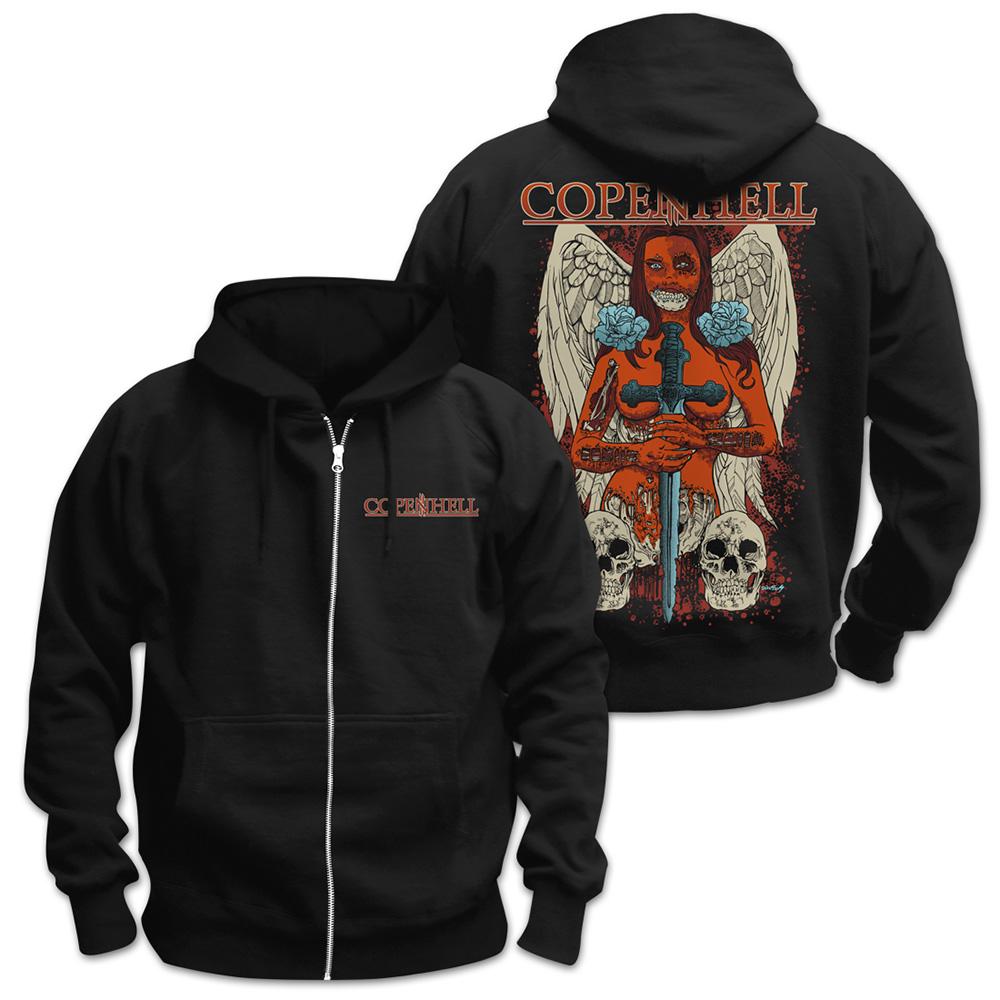 √Angel of Death von Copenhell Festival - Kapuzenjacke jetzt im Copenhell Shop